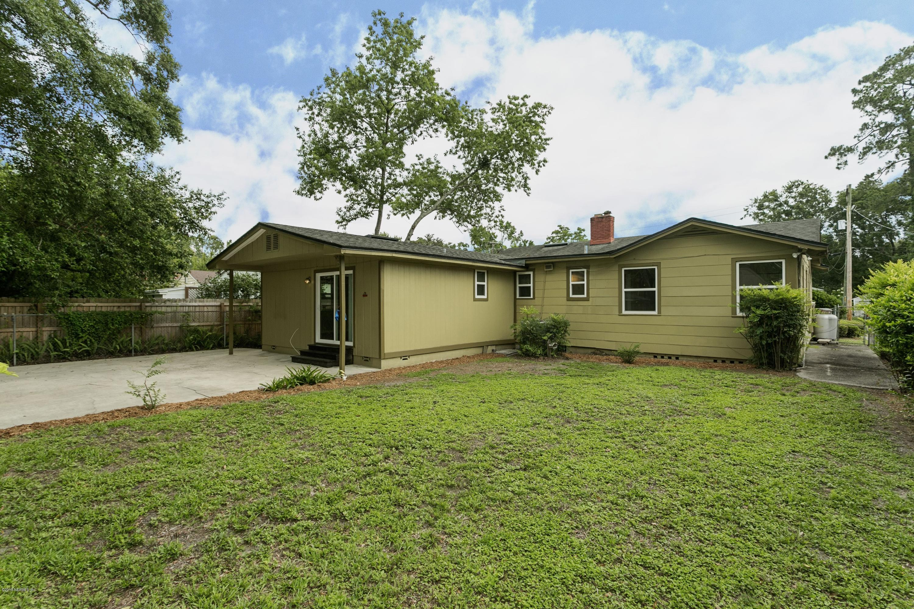 1526 PARRISH, JACKSONVILLE, FLORIDA 32205, 3 Bedrooms Bedrooms, ,2 BathroomsBathrooms,Residential - single family,For sale,PARRISH,940804
