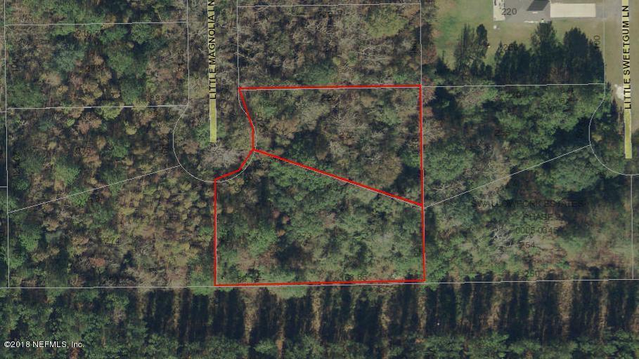 0 LITTLE MAGNOLIA, CALLAHAN, FLORIDA 32011, ,Vacant land,For sale,LITTLE MAGNOLIA,940997