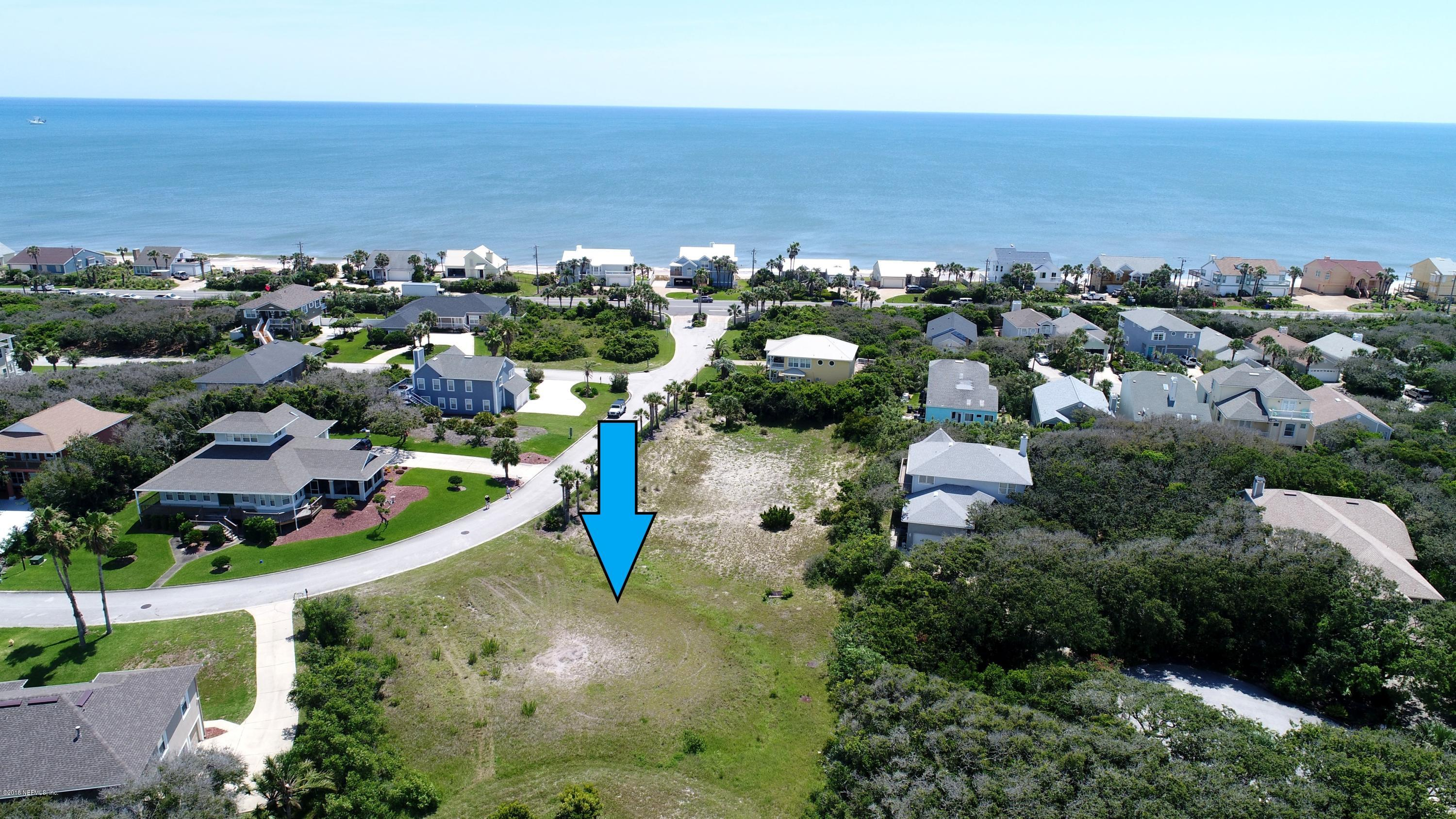117 BEACHSIDE, PONTE VEDRA BEACH, FLORIDA 32082, ,Vacant land,For sale,BEACHSIDE,939497