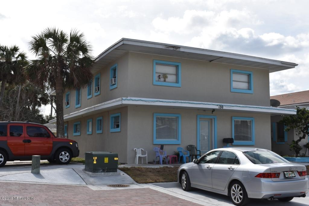 130 4TH, JACKSONVILLE BEACH, FLORIDA 32250, ,Commercial,For sale,4TH,943378