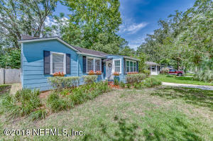 Photo of 1322 Rensselaer Ave, Jacksonville, Fl 32205 - MLS# 941829