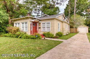 Photo of 3249 Randall St, Jacksonville, Fl 32205 - MLS# 942044
