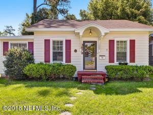 Photo of 3678 Herschel St, Jacksonville, Fl 32205 - MLS# 942256