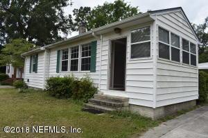 Photo of 1346 Macarthur St, Jacksonville, Fl 32205 - MLS# 942197