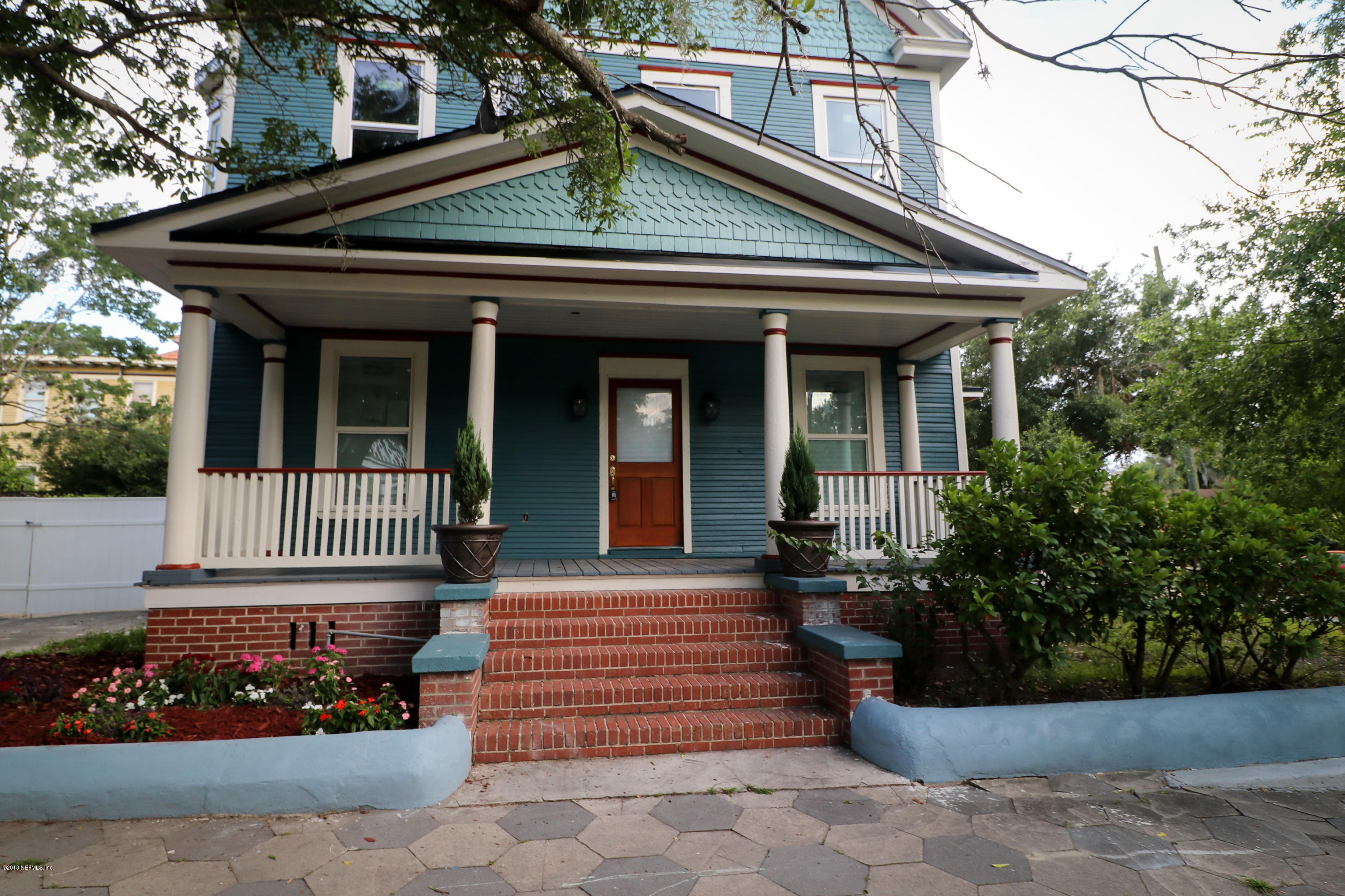 54 2ND, JACKSONVILLE, FLORIDA 32206, 5 Bedrooms Bedrooms, ,4 BathroomsBathrooms,Residential - single family,For sale,2ND,942482