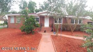 Avondale Property Photo of 4606 Royal Ave, Jacksonville, Fl 32205 - MLS# 942999
