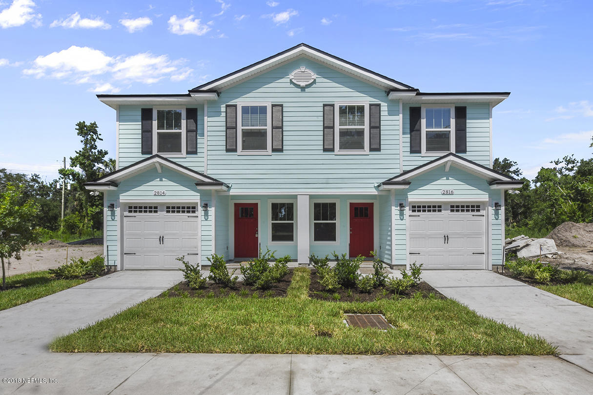 2814 SHANGRI LA, JACKSONVILLE, FLORIDA 32233, 4 Bedrooms Bedrooms, ,2 BathroomsBathrooms,Residential - townhome,For sale,SHANGRI LA,943038
