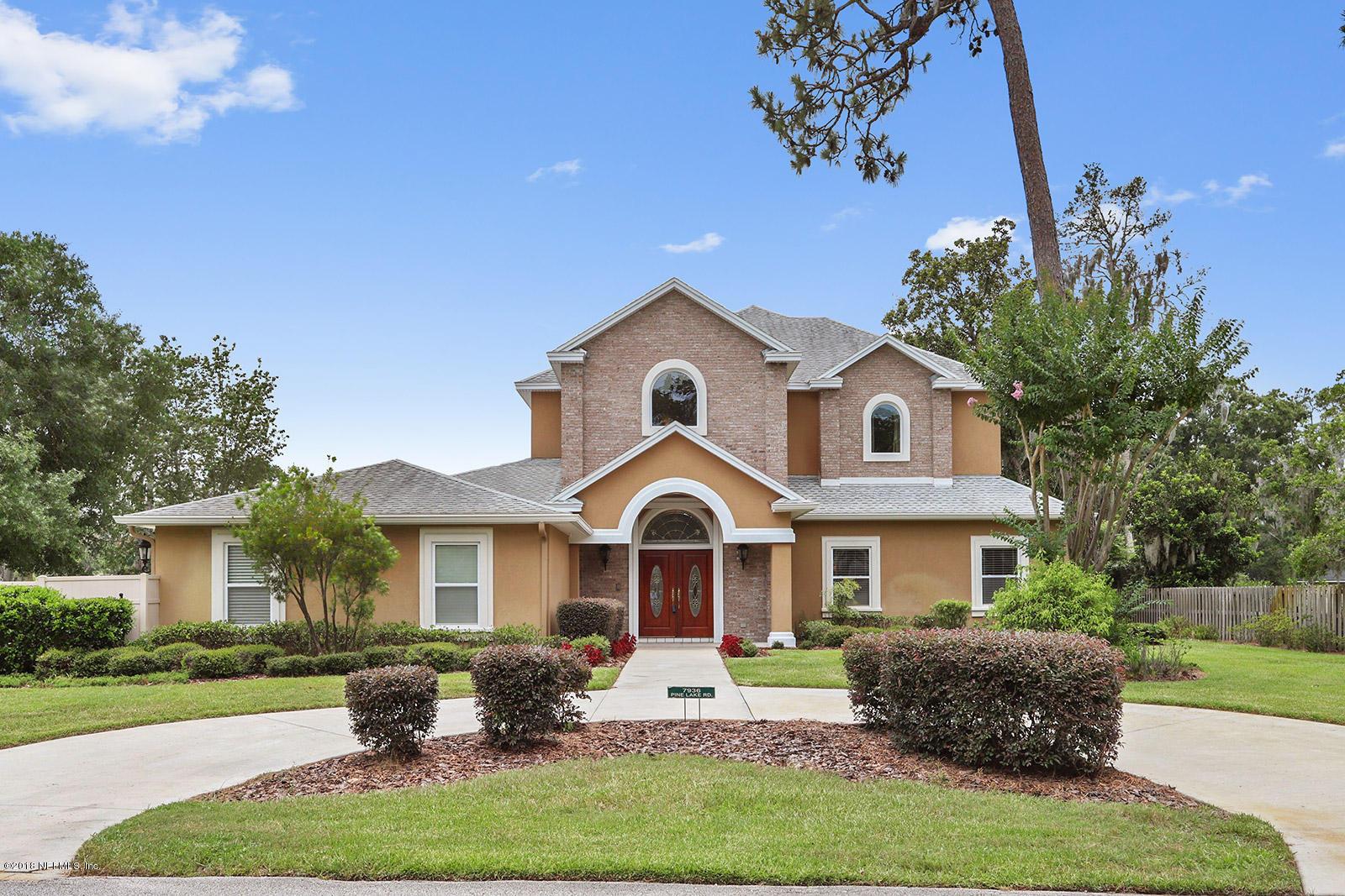 7936 PINE LAKE, JACKSONVILLE, FLORIDA 32256, 4 Bedrooms Bedrooms, ,4 BathroomsBathrooms,Residential - single family,For sale,PINE LAKE,943469