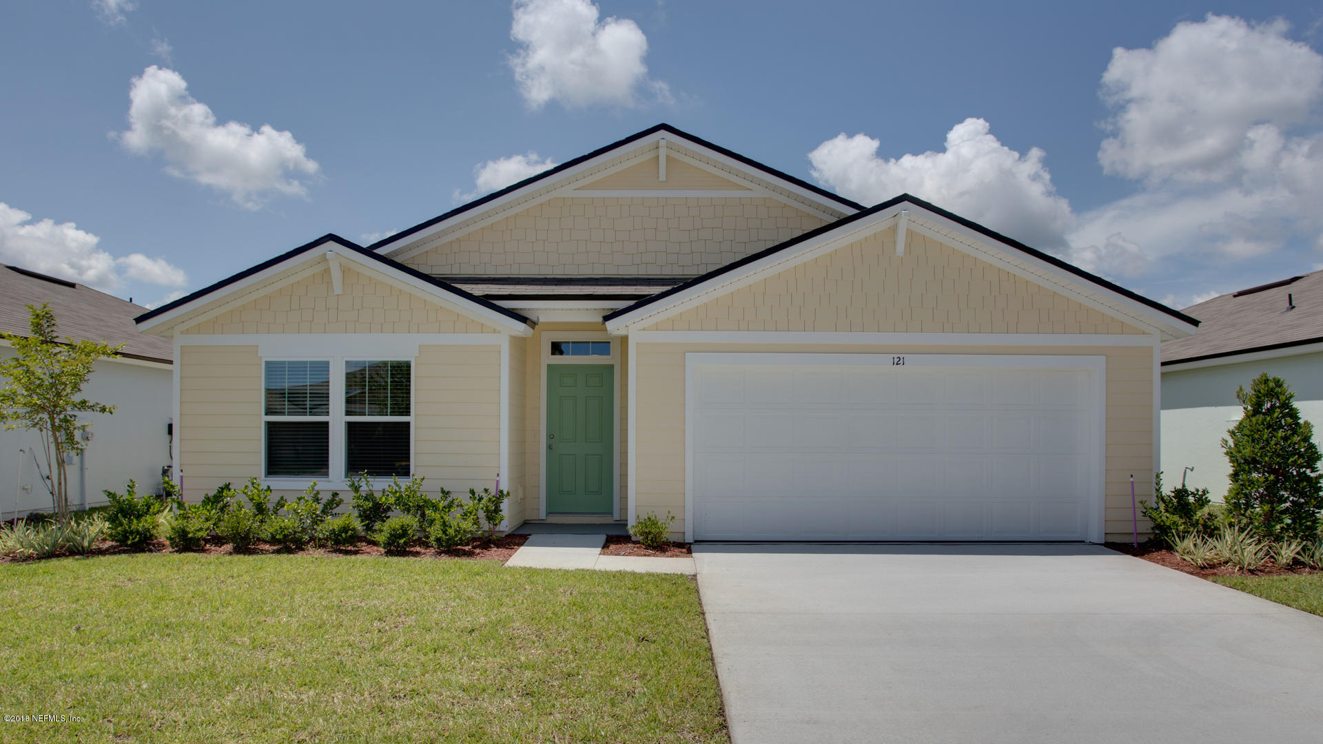 121 GOLF VIEW, BUNNELL, FLORIDA 32110, 4 Bedrooms Bedrooms, ,2 BathroomsBathrooms,Residential - single family,For sale,GOLF VIEW,906376