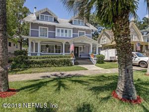 Photo of 1818 Bayard Pl, Jacksonville, Fl 32205 - MLS# 943074