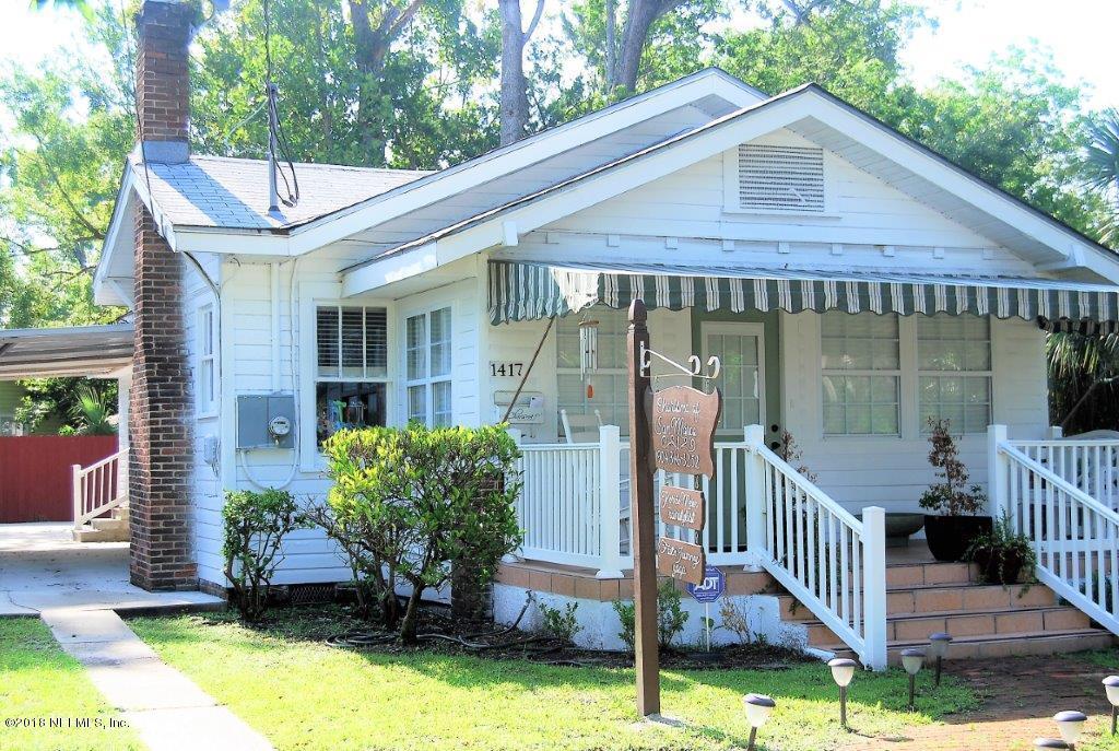 1417 Larue Ave Jacksonville, FL 32207