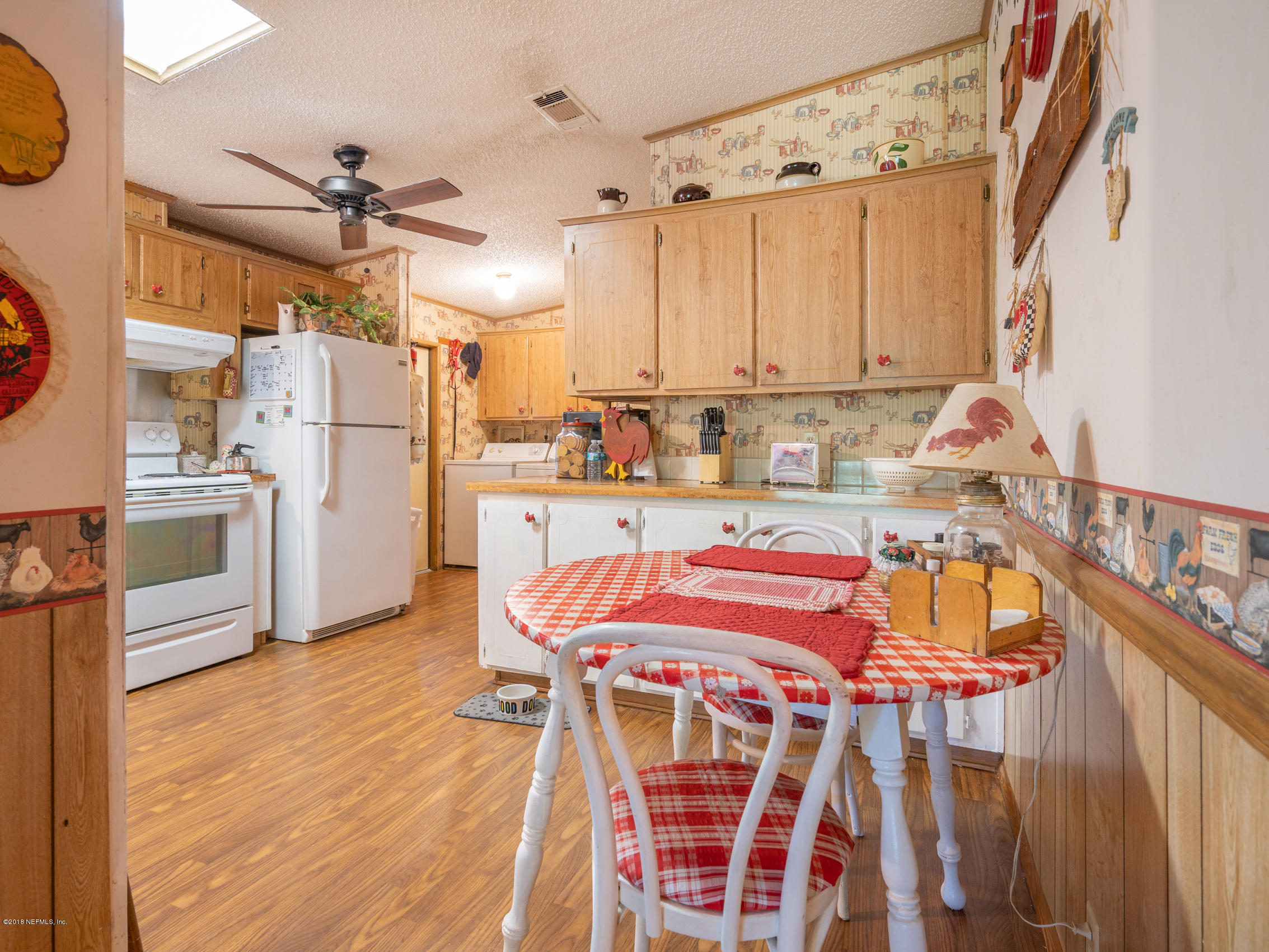 HILLIARD, FLORIDA 32046, 3 Bedrooms Bedrooms, ,2 BathroomsBathrooms,Residential - mobile home,For sale,944168