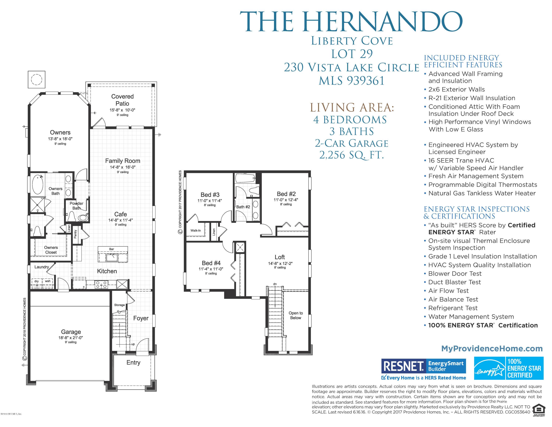 230 VISTA LAKE, PONTE VEDRA, FLORIDA 32081, 4 Bedrooms Bedrooms, ,2 BathroomsBathrooms,Residential - single family,For sale,VISTA LAKE,939361