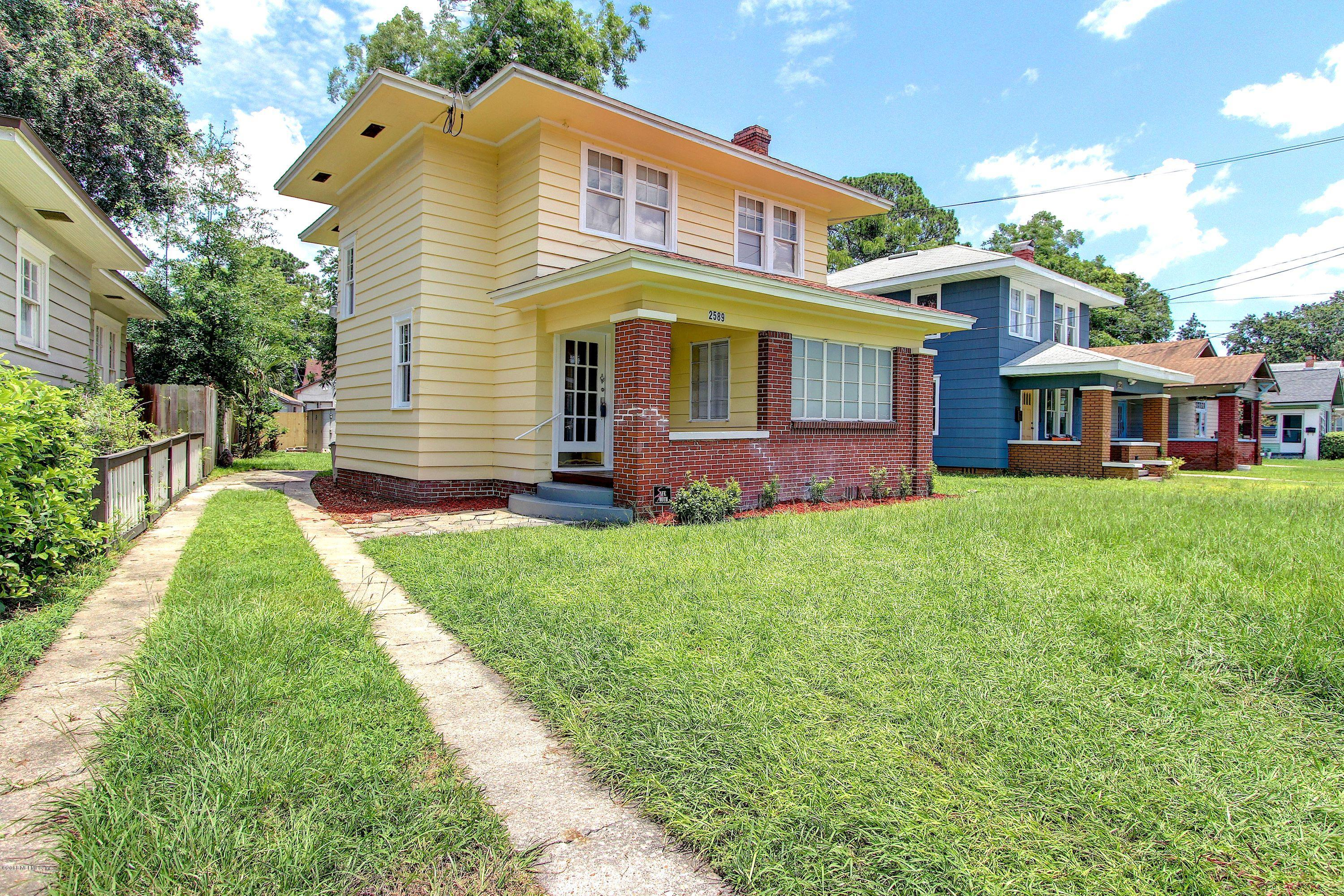 2589 COLLEGE, JACKSONVILLE, FLORIDA 32204, 3 Bedrooms Bedrooms, ,2 BathroomsBathrooms,Residential - single family,For sale,COLLEGE,941225