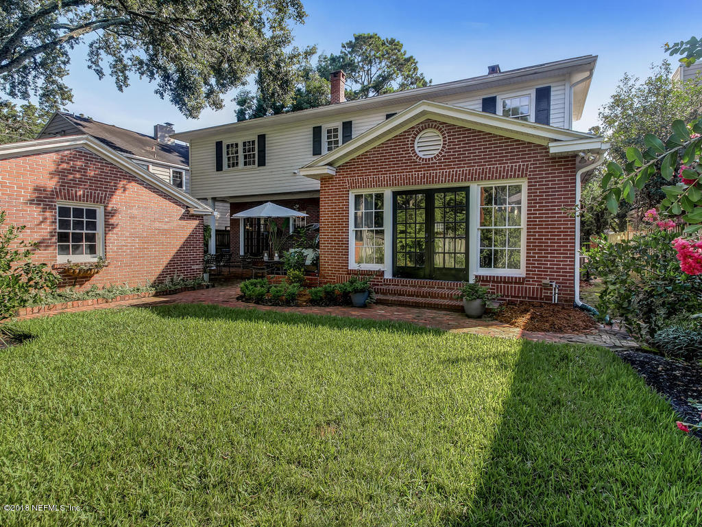 1872 RIBAULT, JACKSONVILLE, FLORIDA 32205, 5 Bedrooms Bedrooms, ,3 BathroomsBathrooms,Residential - single family,For sale,RIBAULT,944413