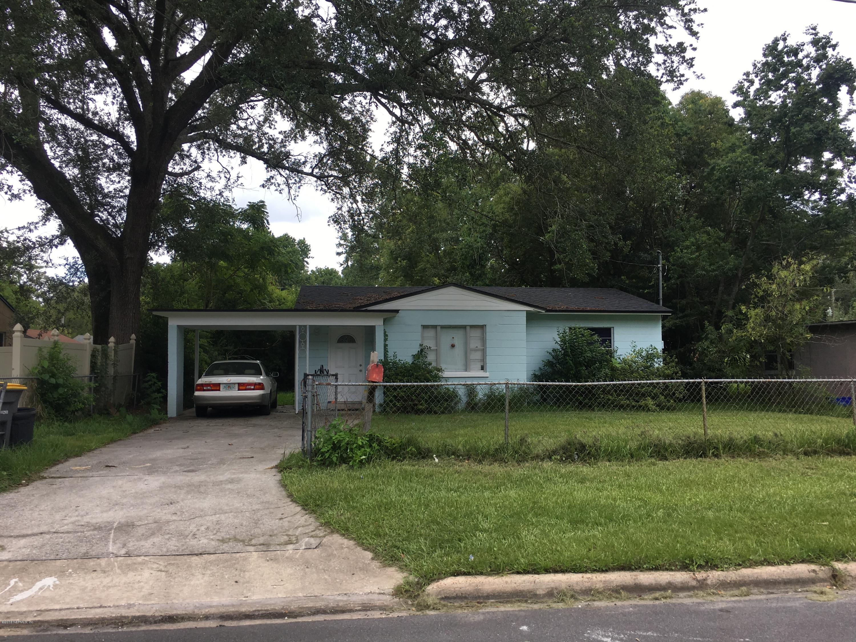 2839 DELLWOOD, JACKSONVILLE, FLORIDA 32205, 2 Bedrooms Bedrooms, ,1 BathroomBathrooms,Single family,For sale,DELLWOOD,945080