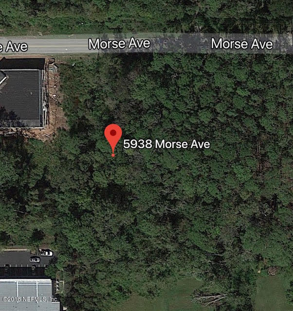 5938 MORSE, JACKSONVILLE, FLORIDA 32244, ,Vacant land,For sale,MORSE,945172