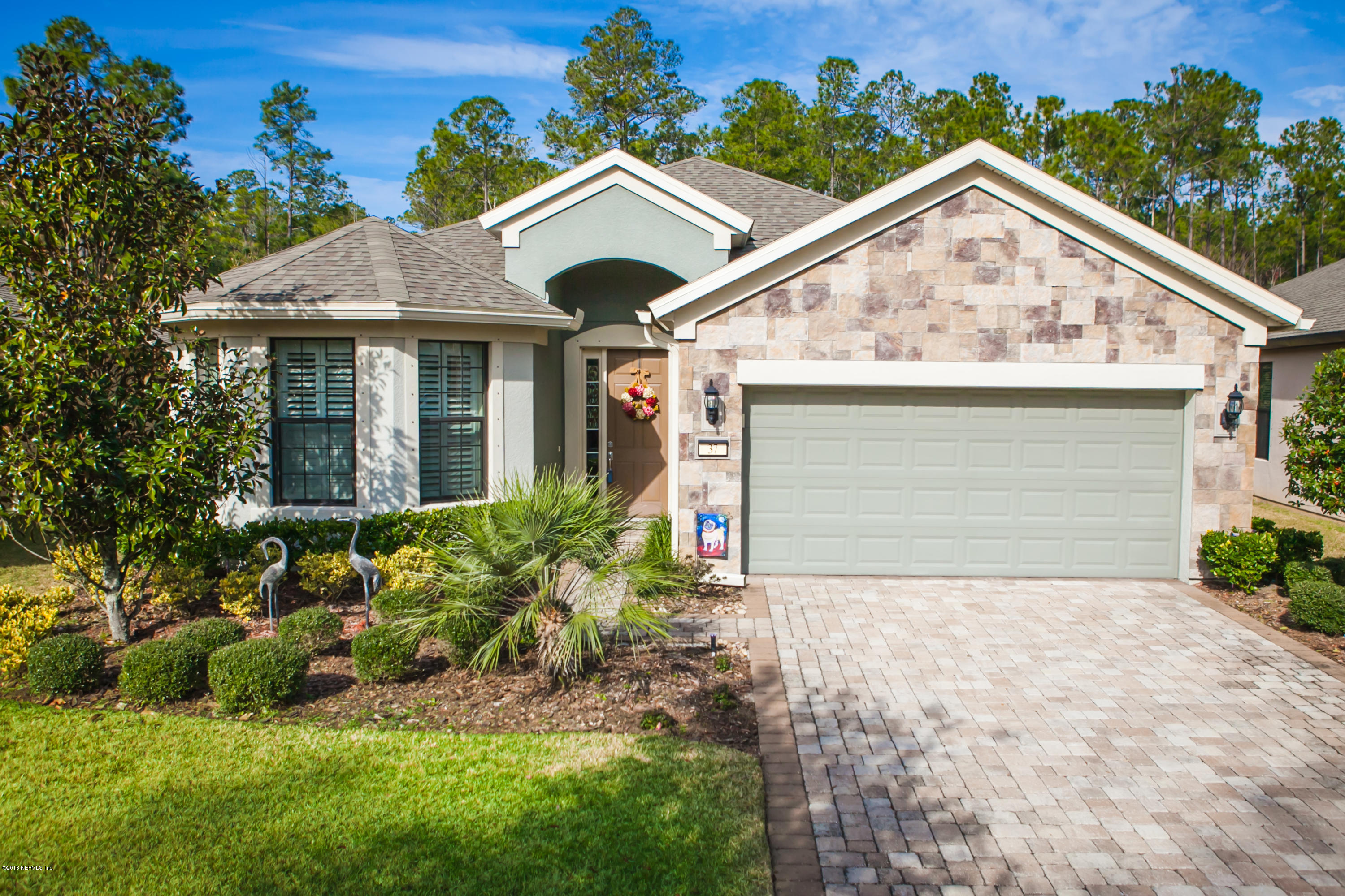 37 HAMMOCKS LANDING, PONTE VEDRA, FLORIDA 32081-0606, 3 Bedrooms Bedrooms, ,2 BathroomsBathrooms,Residential - single family,For sale,HAMMOCKS LANDING,945214