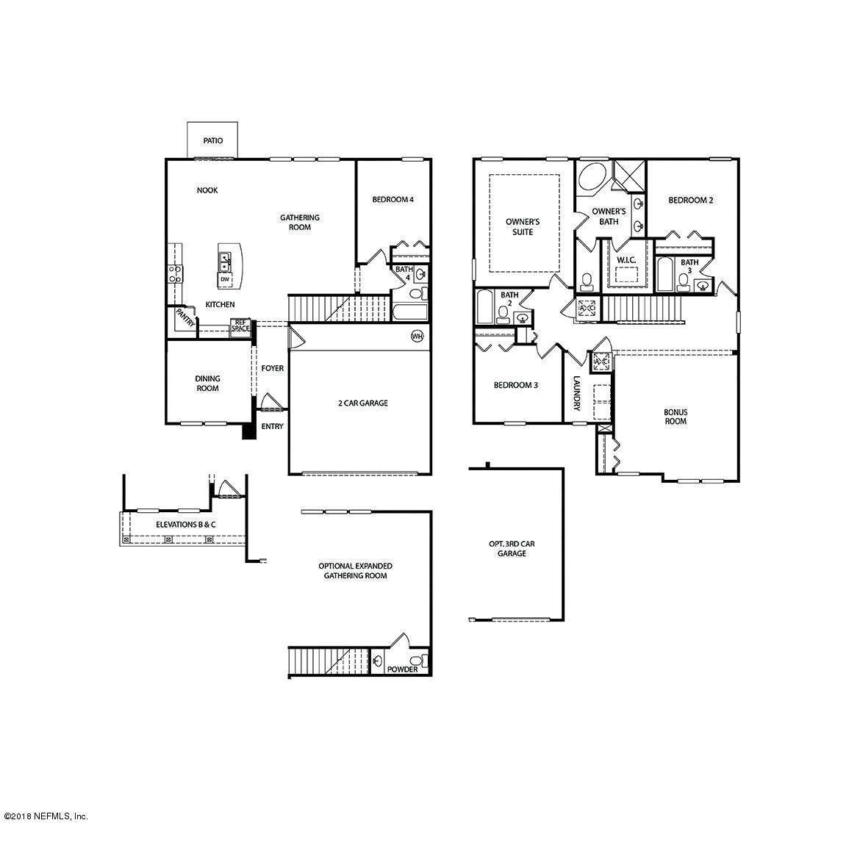4144 EMILIO, JACKSONVILLE, FLORIDA 32226, 4 Bedrooms Bedrooms, ,4 BathroomsBathrooms,Residential - single family,For sale,EMILIO,945310