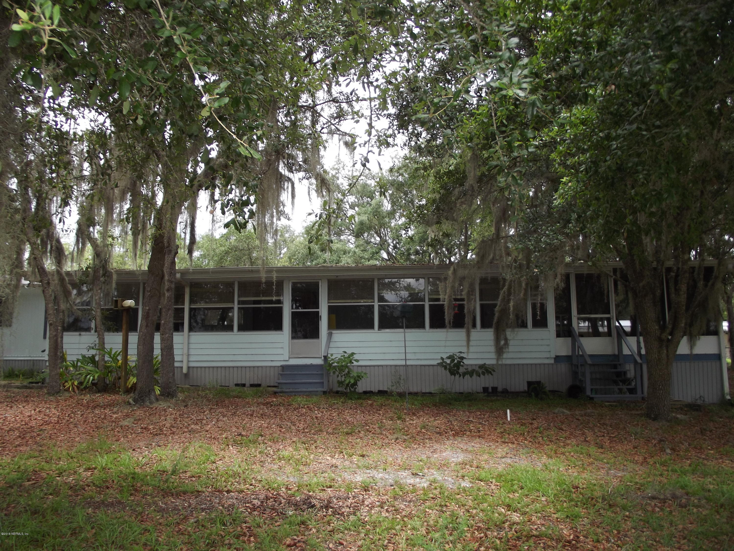 289 NEAL, HAWTHORNE, FLORIDA 32640, 3 Bedrooms Bedrooms, ,2 BathroomsBathrooms,Residential - mobile home,For sale,NEAL,945857