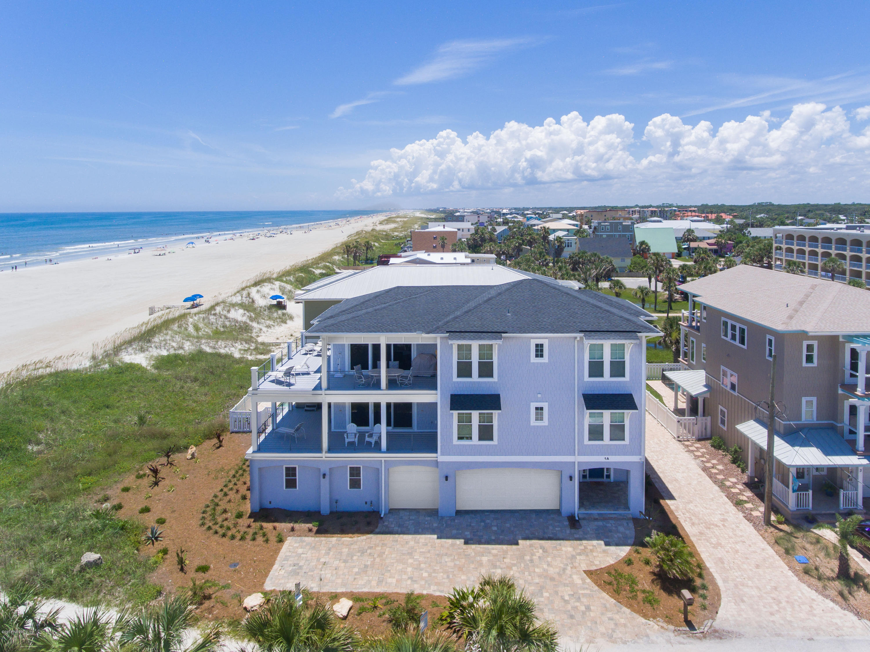 1A 15TH, ST AUGUSTINE BEACH, FLORIDA 32080, 4 Bedrooms Bedrooms, ,4 BathroomsBathrooms,Residential - single family,For sale,15TH,938816