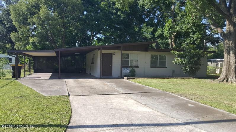 6731 FRYE, JACKSONVILLE, FLORIDA 32210, 3 Bedrooms Bedrooms, ,1 BathroomBathrooms,Residential - single family,For sale,FRYE,946144
