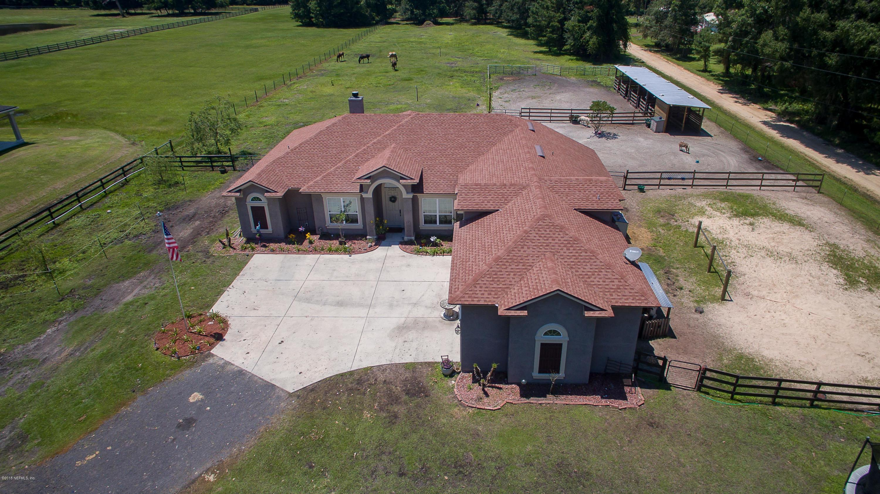 2020 COUNTY ROAD 209B, GREEN COVE SPRINGS, FLORIDA 32043, 5 Bedrooms Bedrooms, ,3 BathroomsBathrooms,Residential - single family,For sale,COUNTY ROAD 209B,945809
