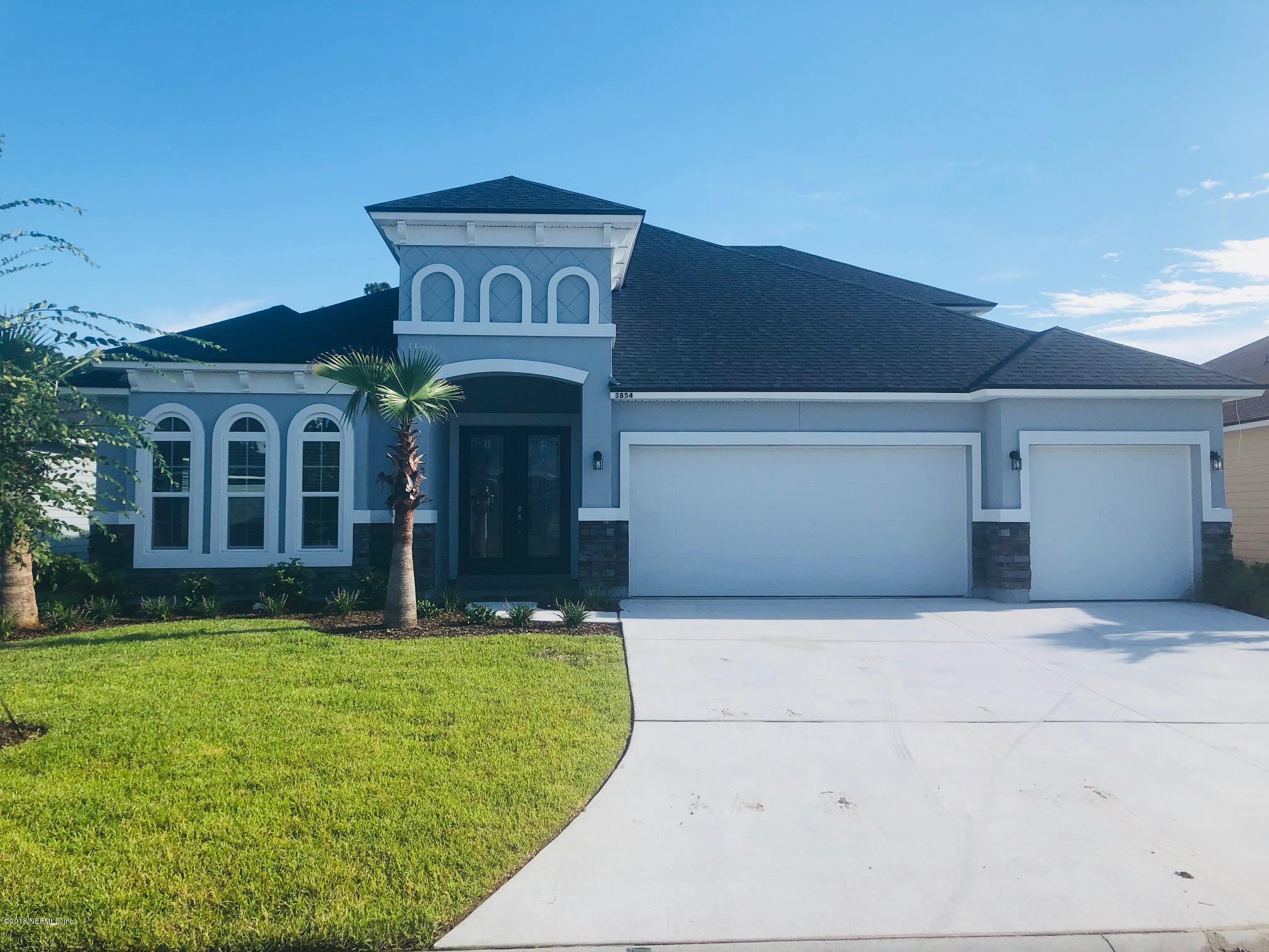 3854 HAMMOCK BLUFF, JACKSONVILLE, FLORIDA 32226, 4 Bedrooms Bedrooms, ,4 BathroomsBathrooms,Residential - single family,For sale,HAMMOCK BLUFF,905336
