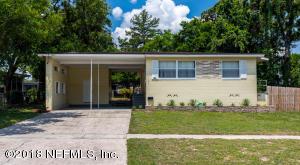 3714 Bess Jacksonville, FL 32277