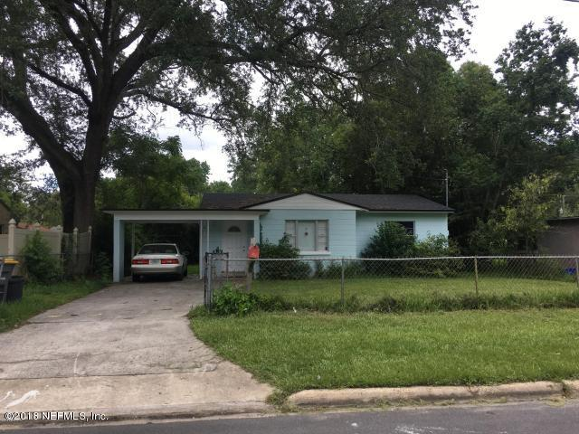 2839 DELLWOOD, JACKSONVILLE, FLORIDA 32205, 2 Bedrooms Bedrooms, ,1 BathroomBathrooms,Residential - single family,For sale,DELLWOOD,947809