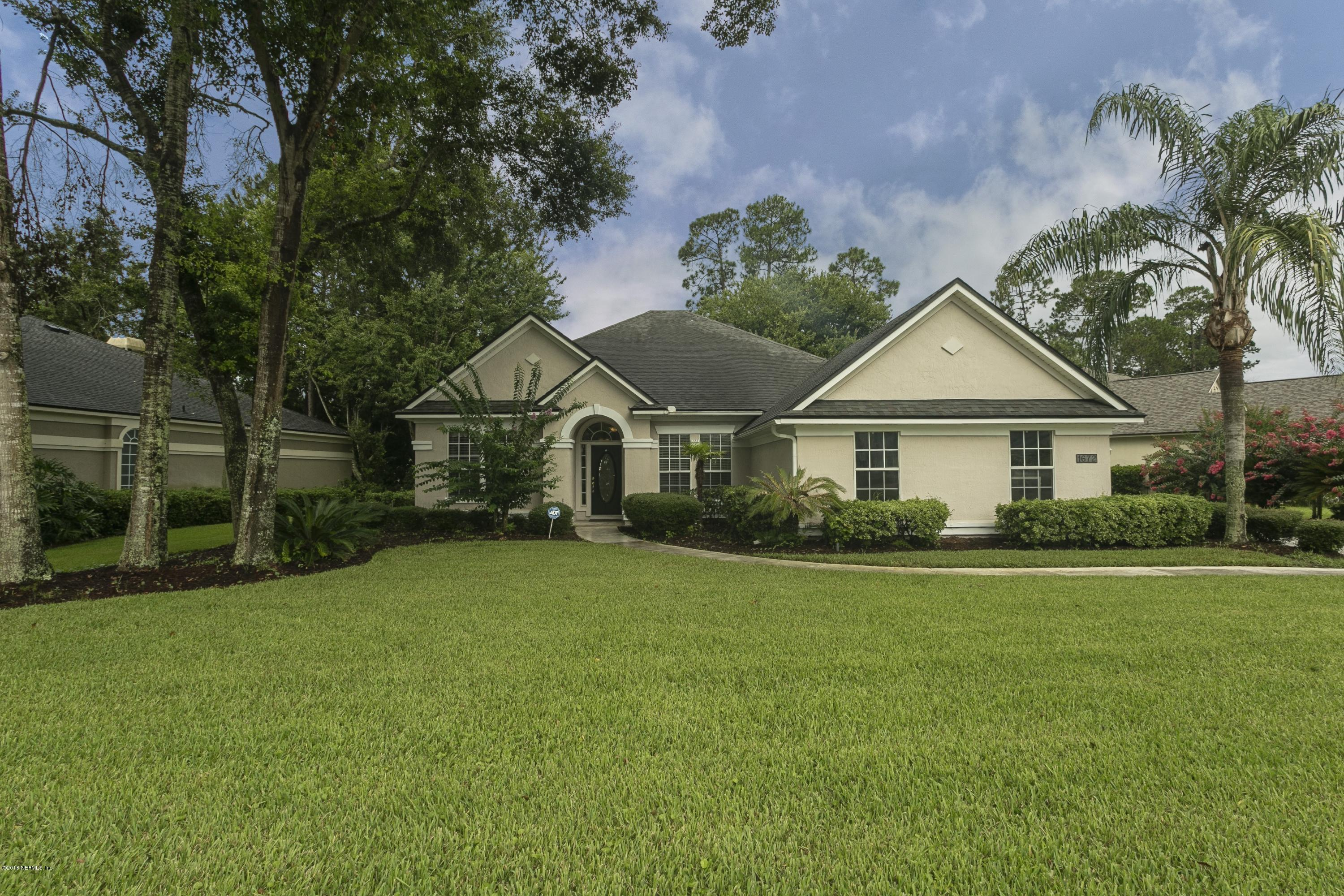 1672 COUNTRY WALK, FLEMING ISLAND, FLORIDA 32003, 4 Bedrooms Bedrooms, ,4 BathroomsBathrooms,Residential - single family,For sale,COUNTRY WALK,949507