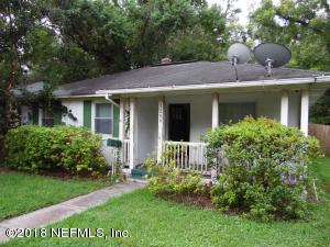 1206 Dancy Jacksonville, FL 32205
