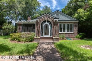 Photo of 1617 Glendale St, Jacksonville, Fl 32205 - MLS# 950632