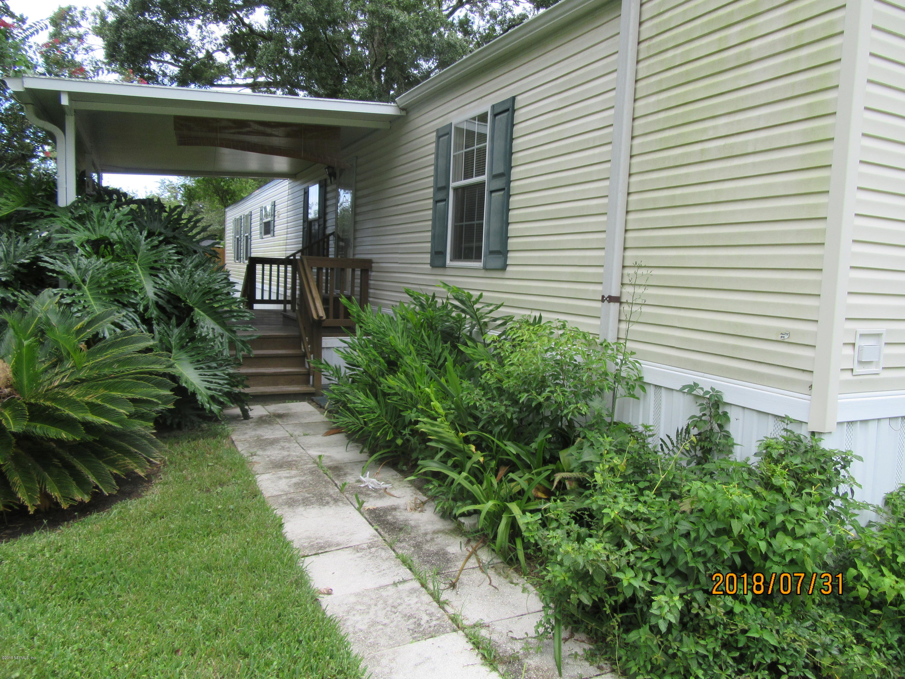 6241 SUNDOWN, JACKSONVILLE, FLORIDA 32244, 3 Bedrooms Bedrooms, ,2 BathroomsBathrooms,Residential - mobile home,For sale,SUNDOWN,949431