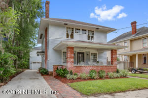 Photo of 3018 Riverside Ave, Jacksonville, Fl 32205 - MLS# 950486