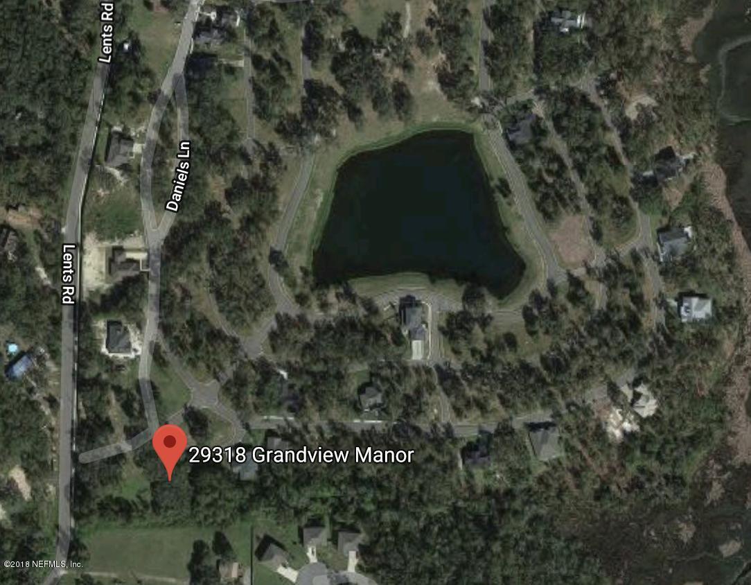 29318 GRANDVIEW, YULEE, FLORIDA 32097, ,Vacant land,For sale,GRANDVIEW,908721