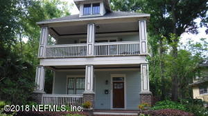 Avondale Property Photo of 2754 College St, Jacksonville, Fl 32205 - MLS# 950972