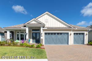 Welcome Home, to St Johns County! Brand new home still under warranty.