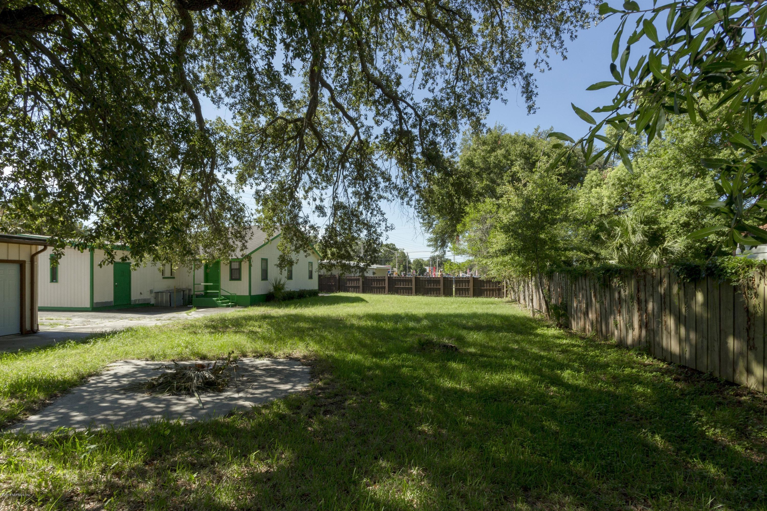 4628 NORWOOD, JACKSONVILLE, FLORIDA 32206, ,Commercial,For sale,NORWOOD,952154