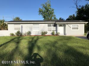 2625 Kershaw Jacksonville, FL 32211