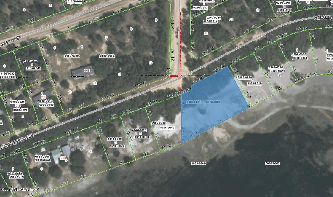 000 LAKE LUCY CRESCENT, INTERLACHEN, FLORIDA 32148, ,Vacant land,For sale,LAKE LUCY CRESCENT,951658