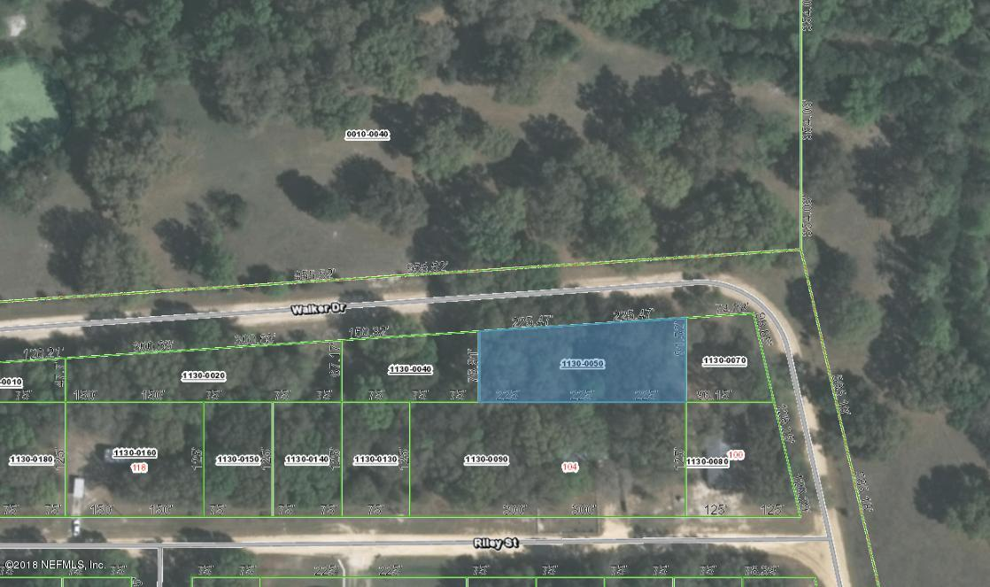 000 WALKER, INTERLACHEN, FLORIDA 32148, ,Vacant land,For sale,WALKER,951661