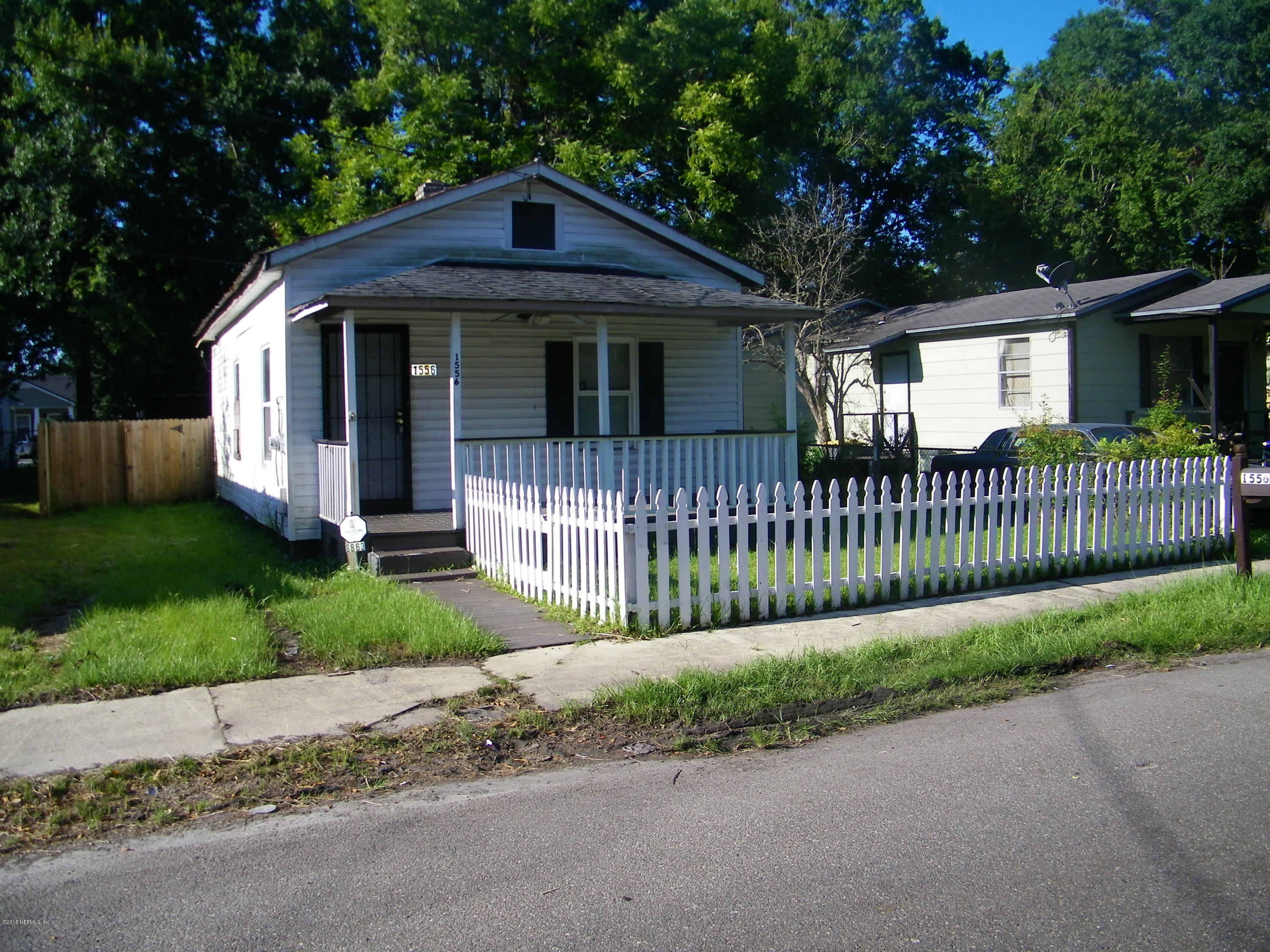 1556 UNION, JACKSONVILLE, FLORIDA 32209, 2 Bedrooms Bedrooms, ,1 BathroomBathrooms,Residential - single family,For sale,UNION,951654