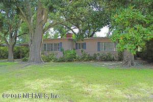 3947 Ponce De Leon Jacksonville, FL 32217