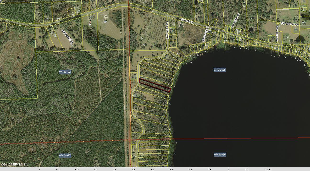 0 SW 80TH PLACE, HAMPTON, FLORIDA 32044, ,Vacant land,For sale,SW 80TH PLACE,951837
