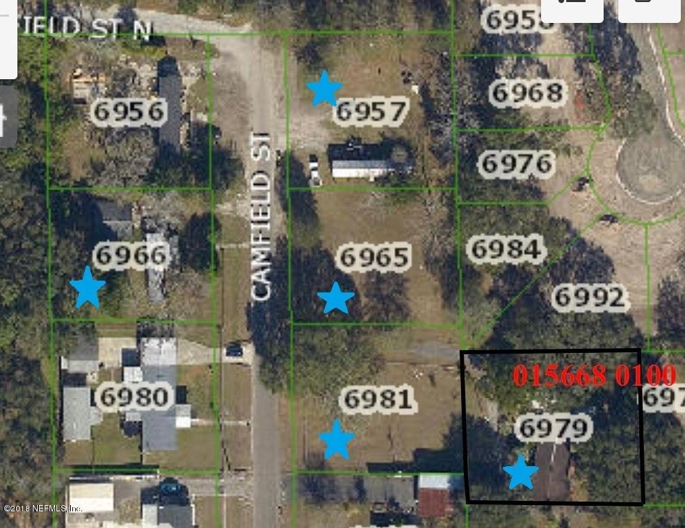 6966 CAMFIELD, JACKSONVILLE, FLORIDA 32222, 7 Bedrooms Bedrooms, ,4 BathroomsBathrooms,Single family,For sale,CAMFIELD,951869