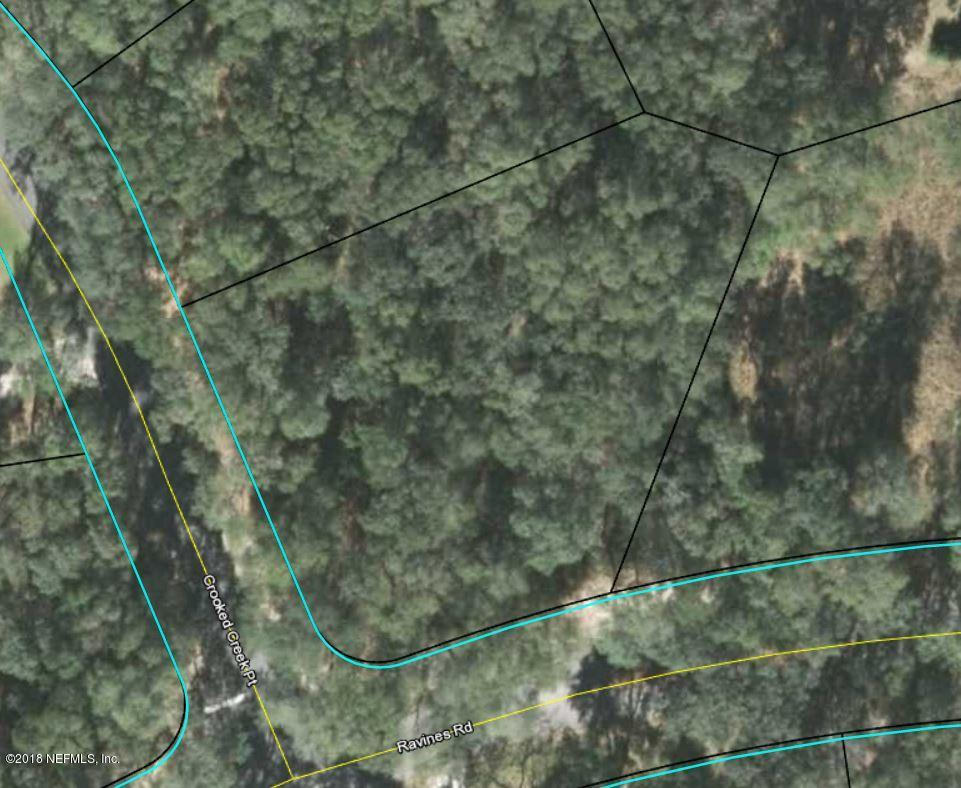 2571 CROOKED CREEK, MIDDLEBURG, FLORIDA 32068, ,Vacant land,For sale,CROOKED CREEK,952007