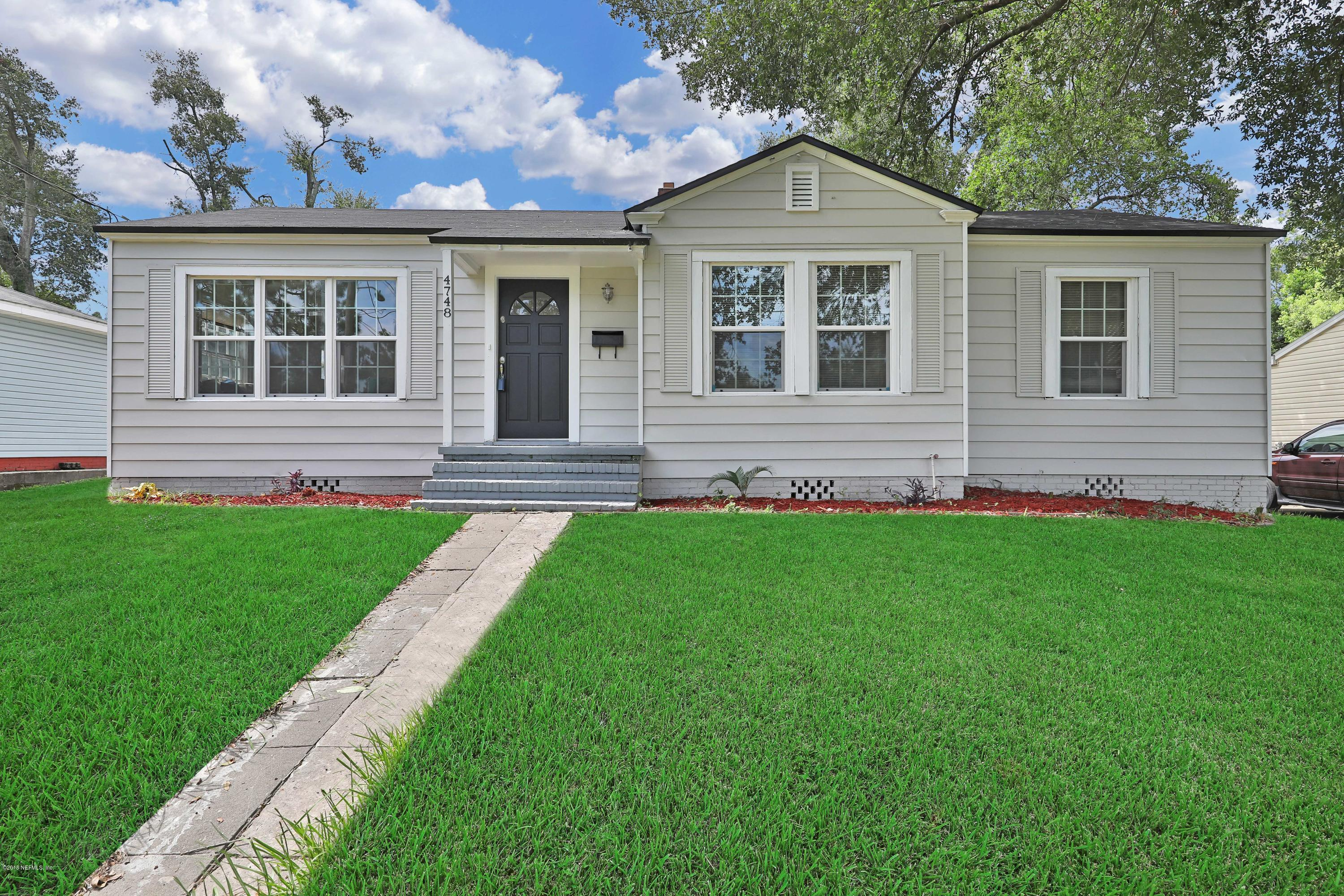 4748 MANCHESTER, JACKSONVILLE, FLORIDA 32210, 3 Bedrooms Bedrooms, ,1 BathroomBathrooms,Residential - single family,For sale,MANCHESTER,952048