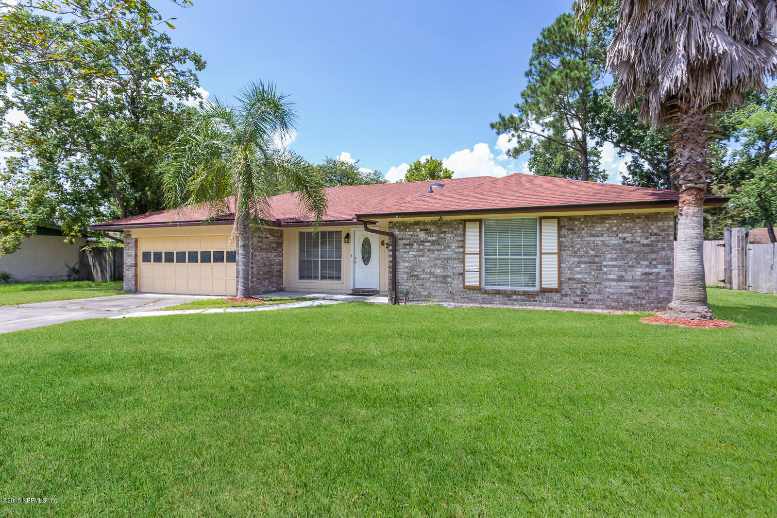 6311 CURLEY, JACKSONVILLE, FLORIDA 32216, 3 Bedrooms Bedrooms, ,2 BathroomsBathrooms,Residential - single family,For sale,CURLEY,952210
