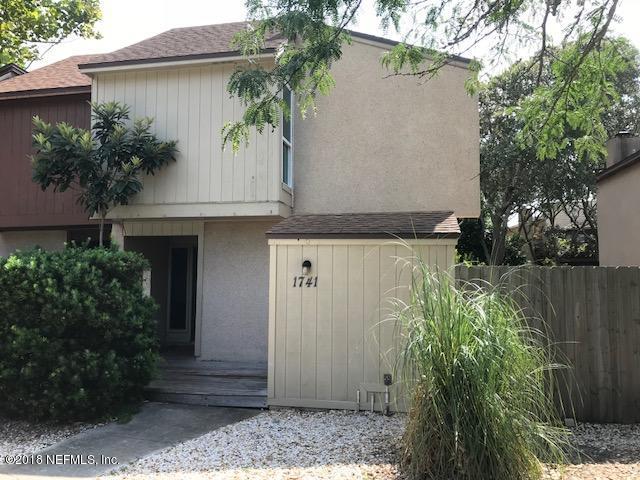 1741 SEMINOLE, ATLANTIC BEACH, FLORIDA 32233, 3 Bedrooms Bedrooms, ,2 BathroomsBathrooms,Residential - townhome,For sale,SEMINOLE,952732
